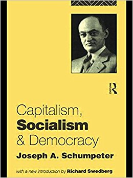 Capitalism, Socialism and Democracy Summary