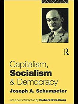 Capitalism, Socialism and Democracy Summary