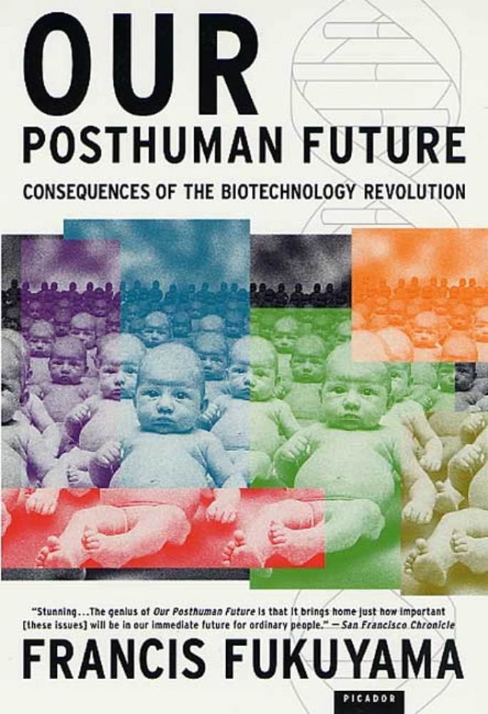 Our Posthuman Future Summary