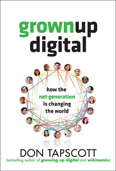 Grown Up Digital Summary