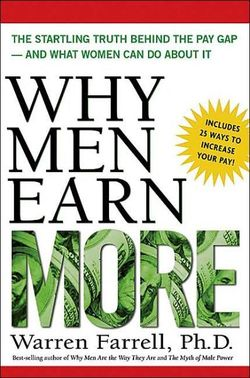 Why Men Earn More Summary