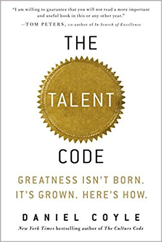 The Talent Code Summary