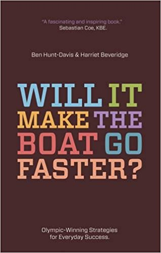 Will It Make the Boat Go Faster Summary