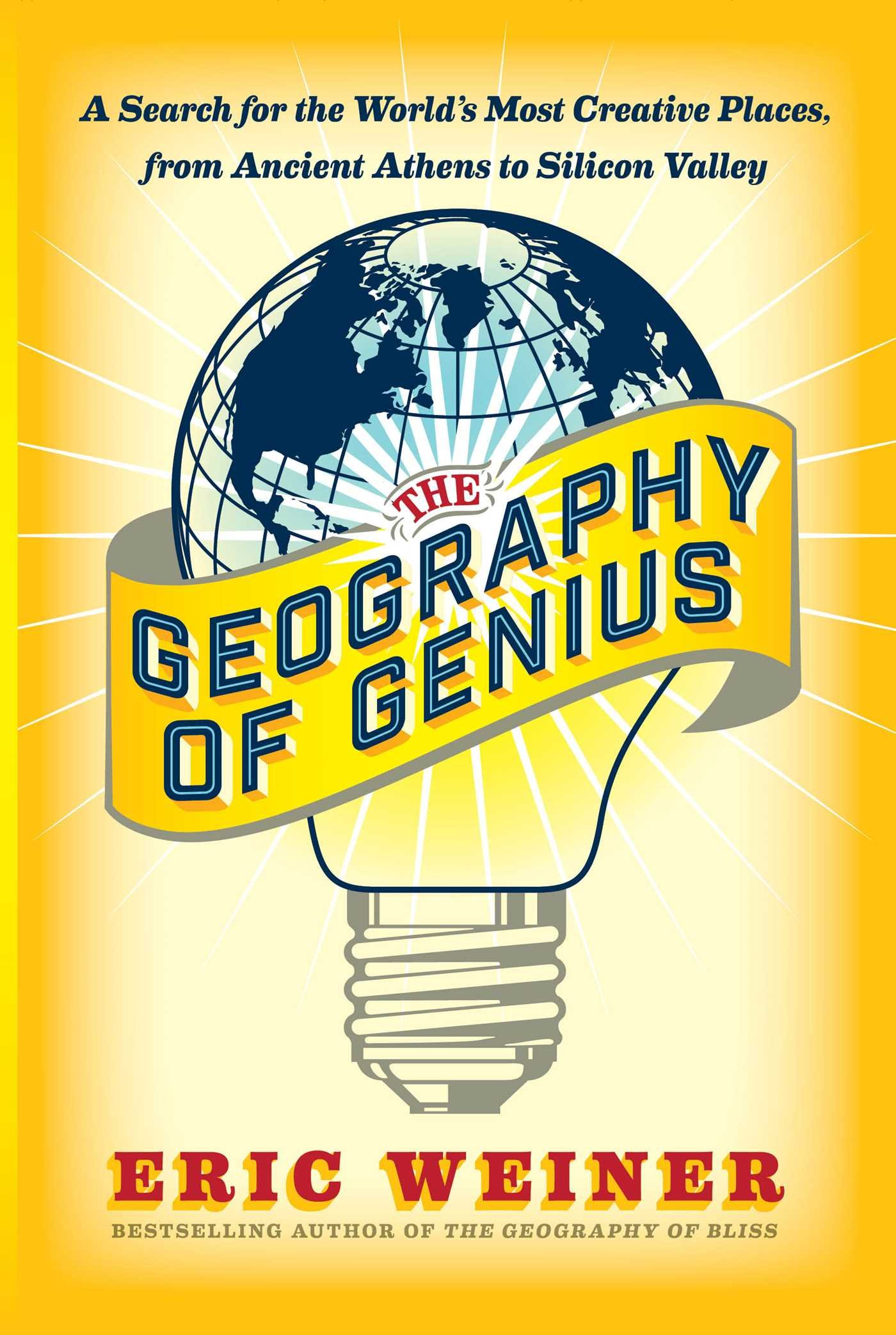 The Geography of Genius Summary