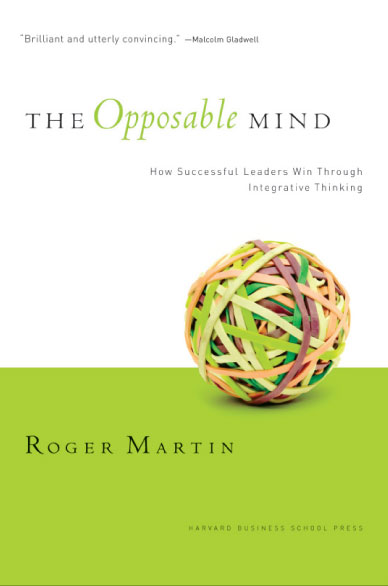 The Opposable Mind Summary
