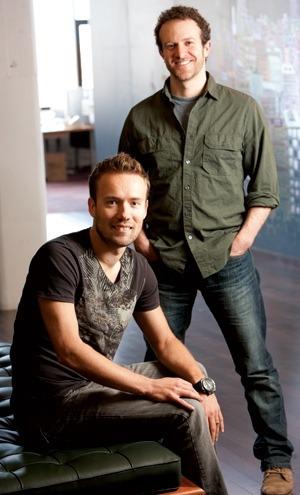 Jason Fried and David Heinemeier Hansson
