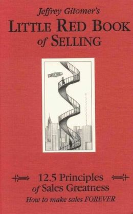 Little Red Book of Selling Summary