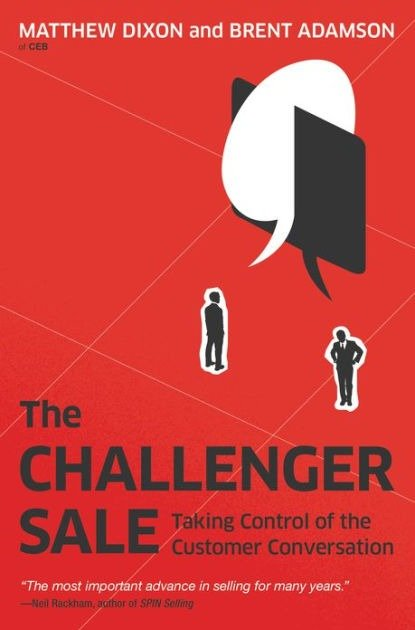 The Challenger Sale Summary