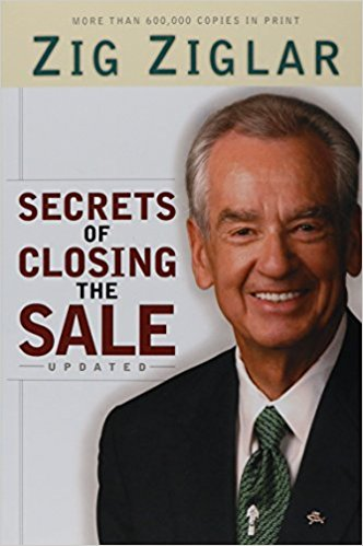 Secrets of Closing the Sale Summary