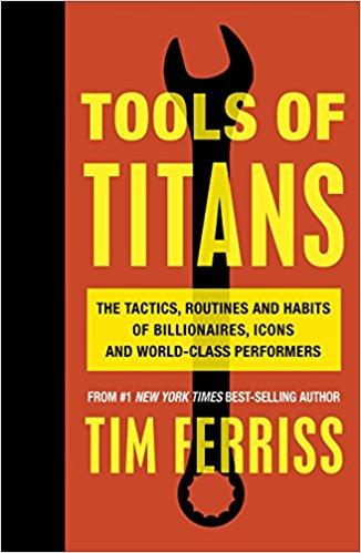 Tools of Titans Summary