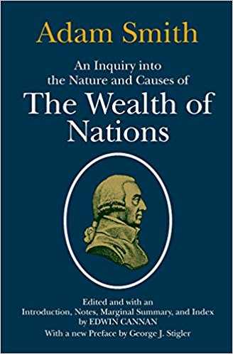 wealth of nations summary An inquiry into the causes of the wealth of nations.