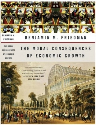 The Moral Consequences of Economic Growth Summary