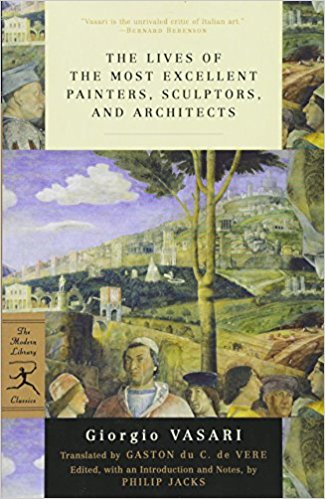 Lives of the Most Excellent Painters, Sculptors, and Architects Summary