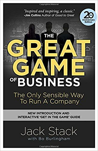 The Great Game of Business Summary