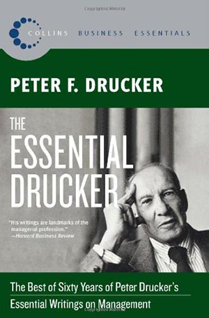 The Essential Drucker Summary