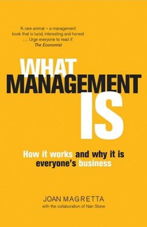 What Management Is Summary