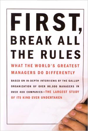 First, Break All the Rules Summary
