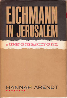 Eichmann in Jerusalem Summary