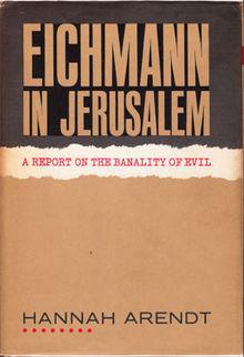 Eichmann in Jerusalem Summary