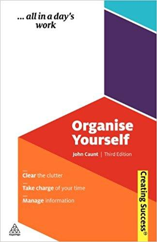 Organise Yourself Summary