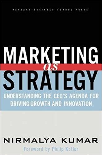 Marketing as Strategy Summary