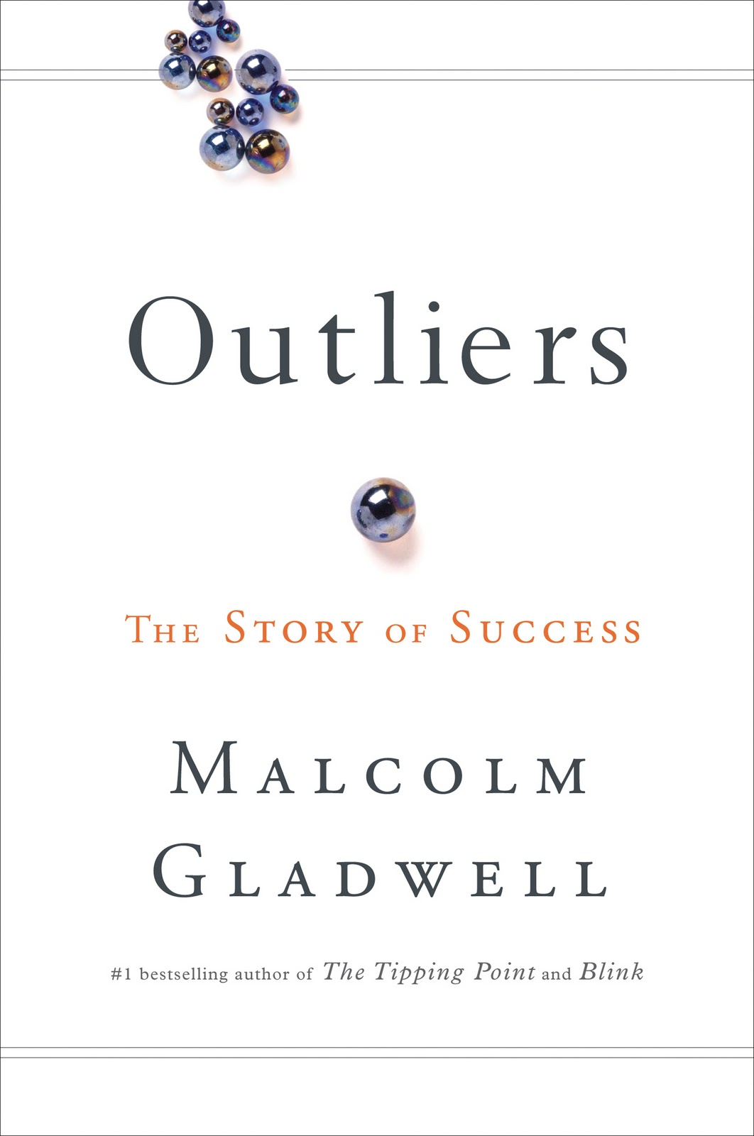 Top Malcolm Gladwell Books