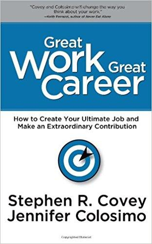 Great Work Great Career Summary