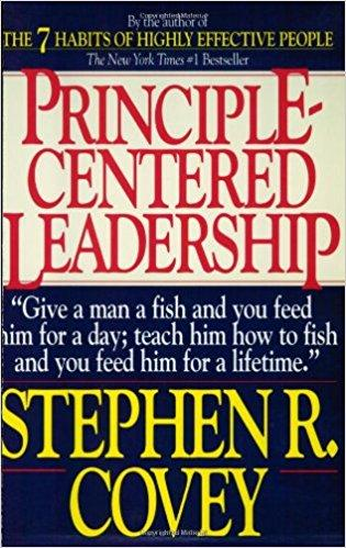 Principle-Centered Leadership Summary