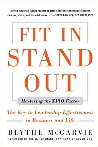 Fit In, Stand Out Summary