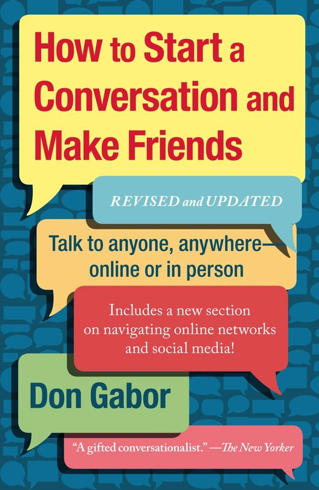 How To Start A Conversation And Make Friends Summary