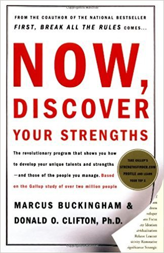 Now Discover Your Strengths Summary