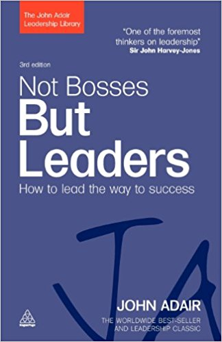 Not Bosses But Leaders Summary