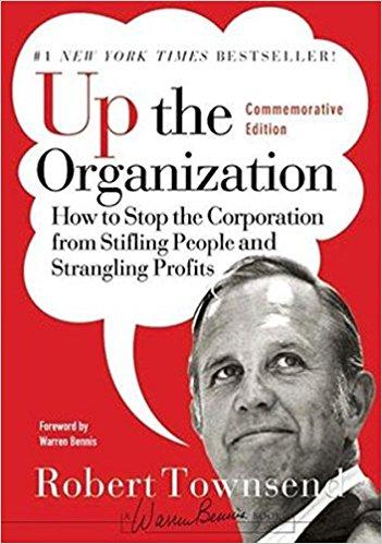 Up the Organization Summary