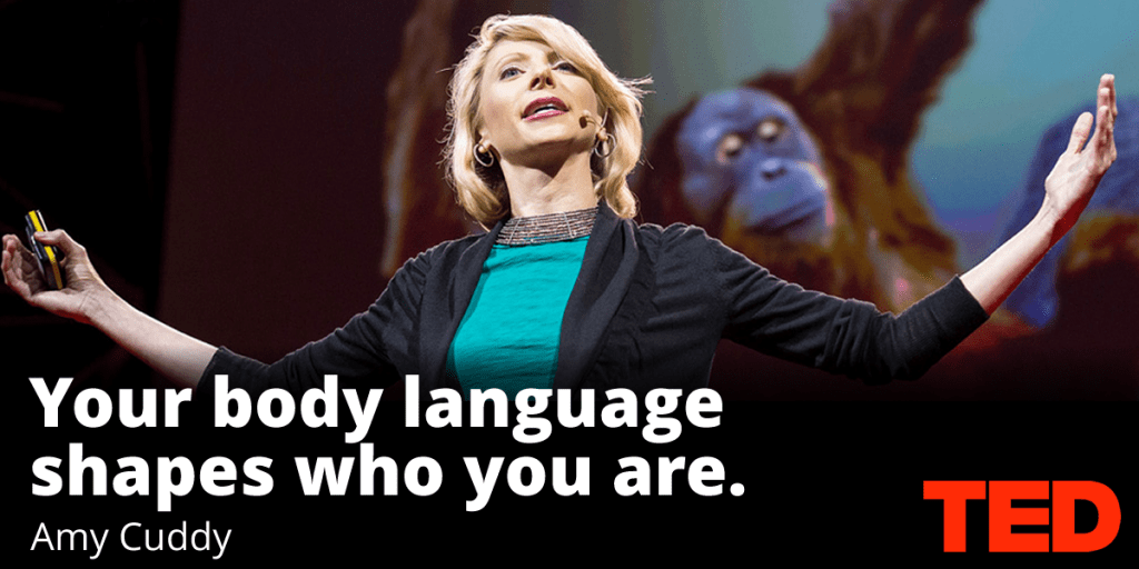 Your Body Language Shapes Who You Are Summary