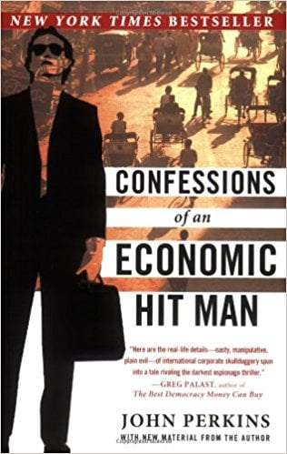 Confessions of an Economic Hit Man Summary