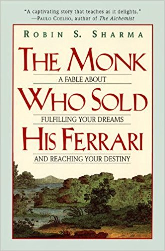 The Monk Who Sold His Ferrari Summary