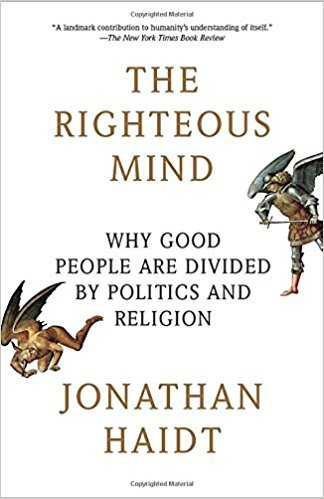 The Righteous Mind Summary