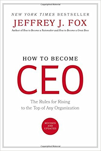 How to Become CEO Summary