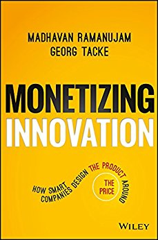 Monetizing Innovation Summary