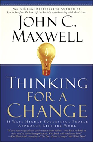 Thinking for a Change Summary