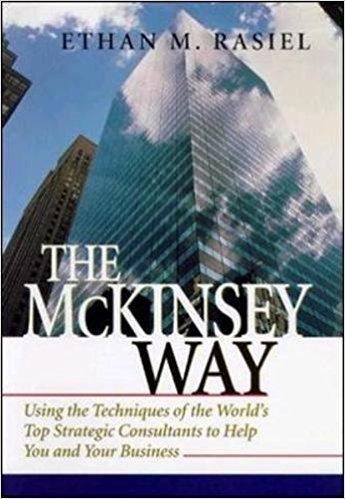 The McKinsey Way Summary