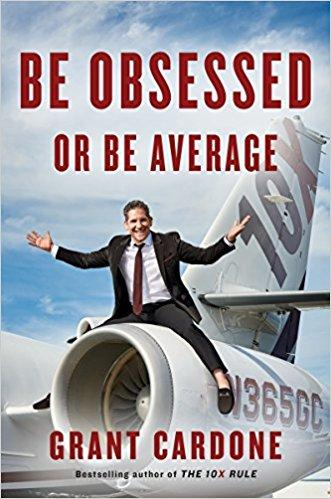 Be Obsessed or Be Average Summary