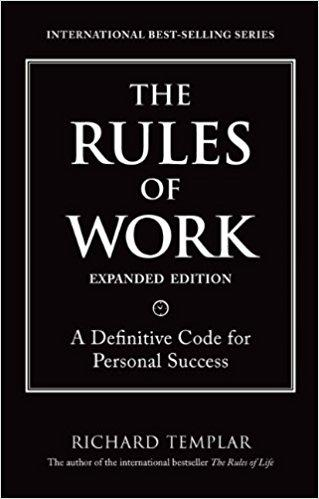 The Rules of Work Summary