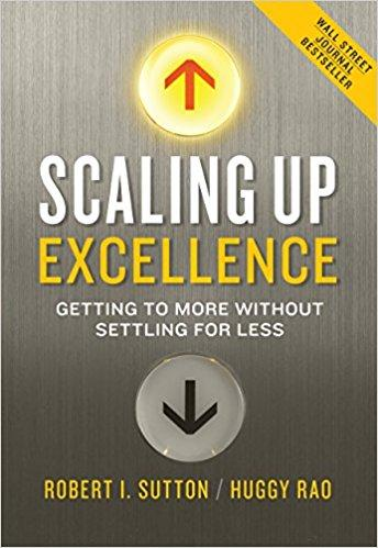 Scaling Up Excellence Summary