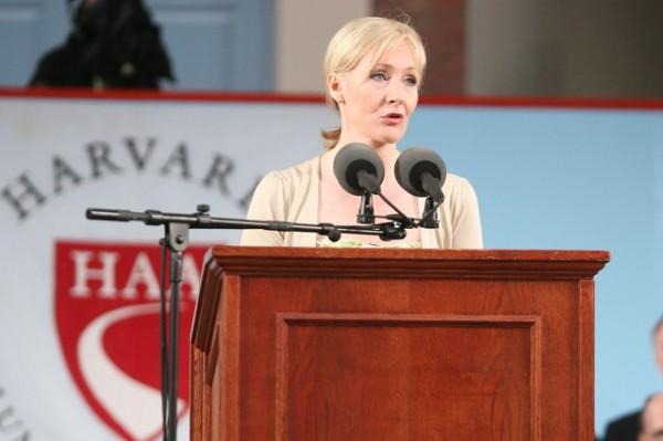jk rowling harvard commencement speech thesis