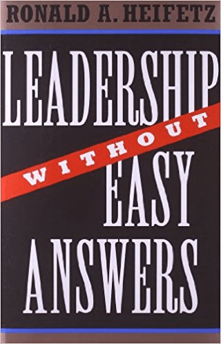 Leadership Without Easy Answers Summary