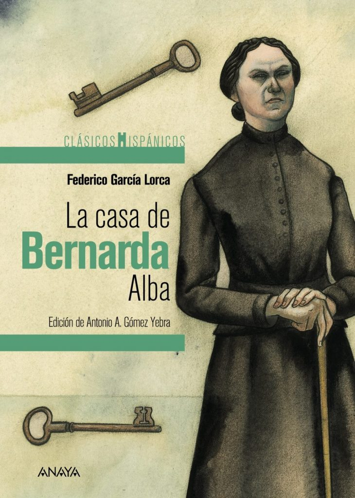 how does the house of bernarda alba represent spain Production in beirut was federico garcia lorca's the house of bernarda alba   arabic translation of spanish play tests cultural taboos at beirut theater   issues, are some things we need to talk about continuously in this part of the  world  matriarch bernarda alba represented this oppression as she  vehemently forced.