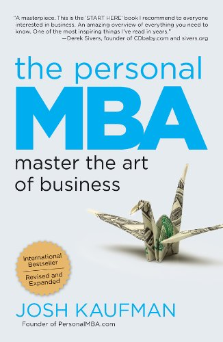 The Personal MBA Summary