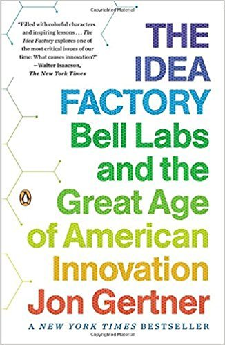 The Idea Factory Summary
