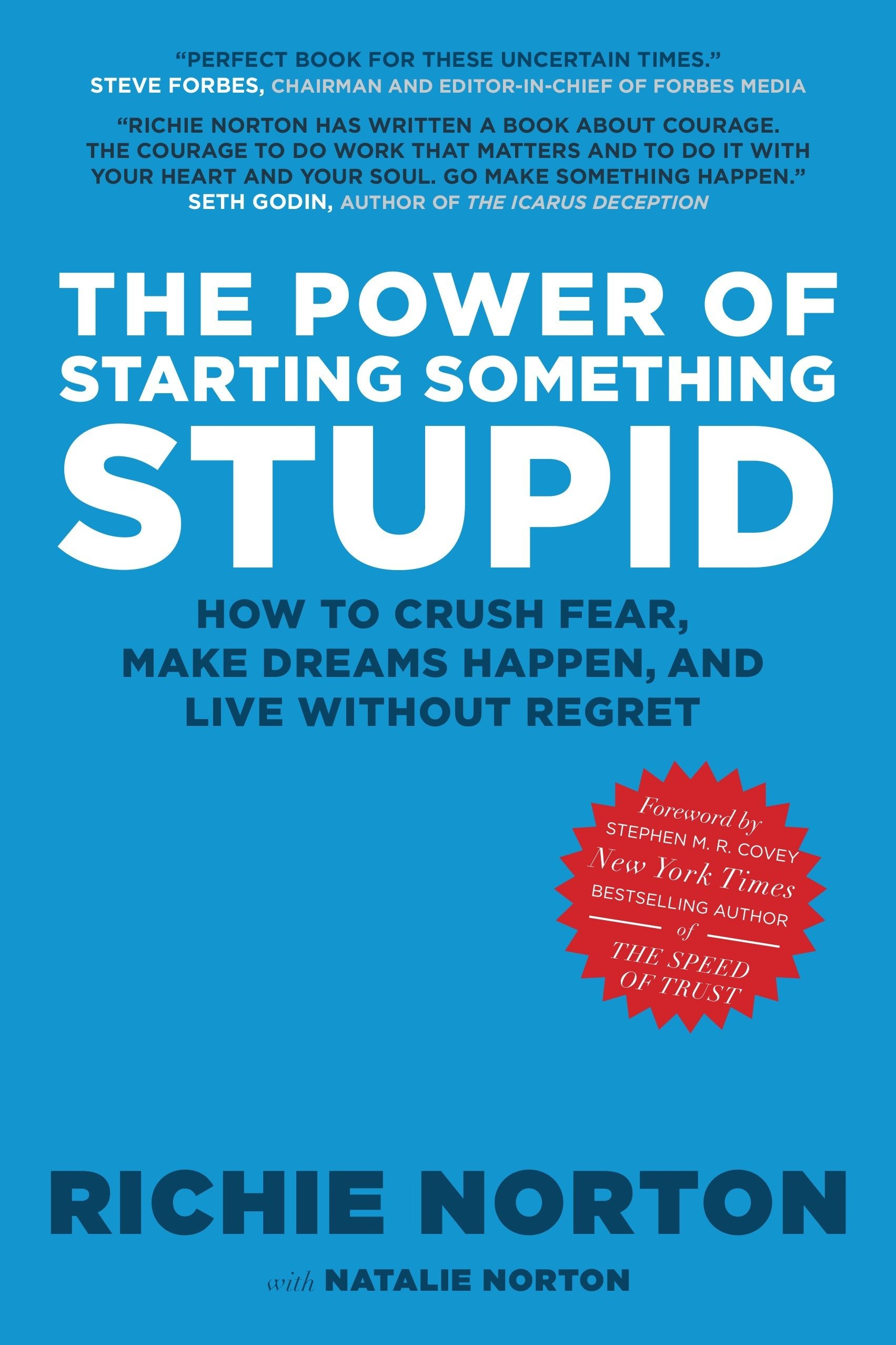 The Power of Starting Something Stupid Summary